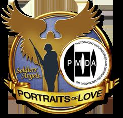PMDA soldiersangels logo